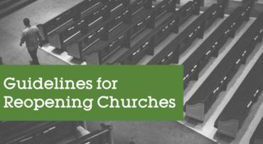 가주 종교시설 재개방 위한 새 지침 발표